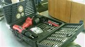 STALWART Cordless Drill 89 PEICE CORDLESS DRILL SET